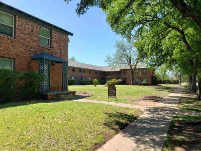 Wichita County Rental For Rent: 1801 Rose Street