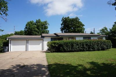 Wichita County Single Family Home For Sale: 4800 Pasadena Avenue