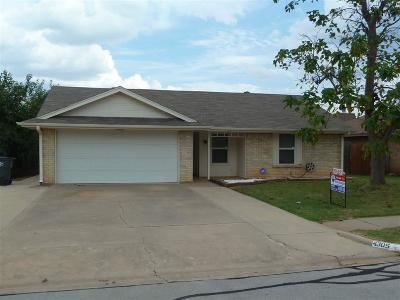 Wichita County Rental Active W/Option Contract: 4305 Grandview South