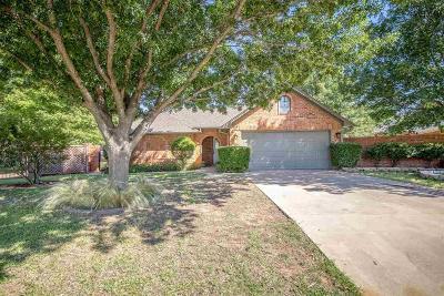 Wichita Falls Single Family Home For Sale: 3417 Nottinghill Lane