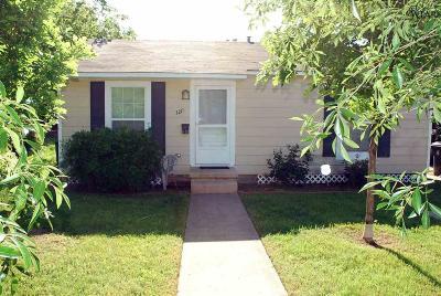 Wichita Falls Single Family Home For Sale: 3211 Grant Street