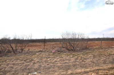 Wichita County Residential Lots & Land For Sale: Fm 368