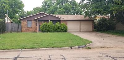 Wichita County Rental For Rent: 4621 Karla Street