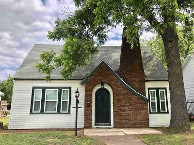 Wichita County Rental For Rent: 1663 Dayton Avenue