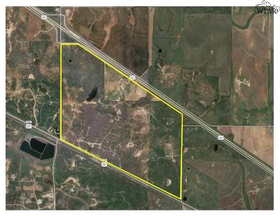 Wichita County Residential Lots & Land For Sale: W Hwy 287