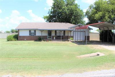 Clay County Single Family Home For Sale: 7122 State Highway 79 North