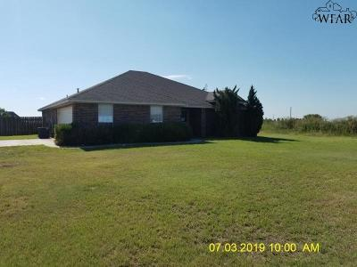 Clay County Single Family Home Active W/Option Contract: 338 Red Rock Road
