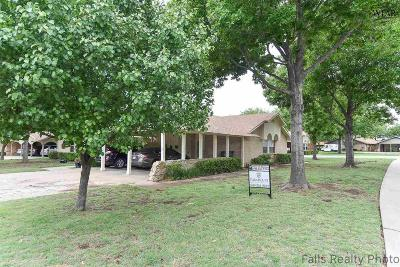 Wichita Falls Single Family Home For Sale: 1 Court Capistrano