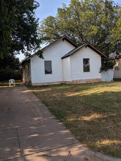 Wichita County Rental For Rent: 1402 32nd Street