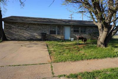 Wichita Falls Single Family Home For Sale: 1514 Glenhaven Drive