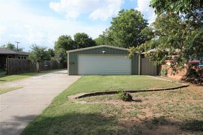 Wichita Falls Single Family Home For Sale: 2408 Bullington Street