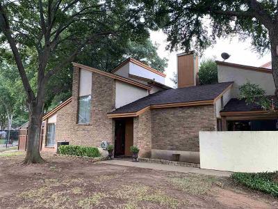 Wichita Falls Single Family Home For Sale: 4201 Seabury Drive