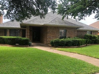 Wichita Falls Single Family Home For Sale: 4752 Willow Bend Drive