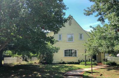 Wichita Falls Single Family Home For Sale: 2401 Bullington Street