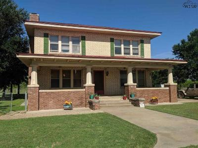 Holliday Single Family Home For Sale: 697 Ferguson Road