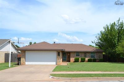 Wichita Falls Single Family Home For Sale: 4307 Grandview South