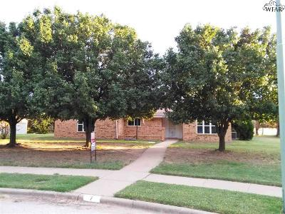 Wichita County Rental For Rent: 7 McNabb Circle