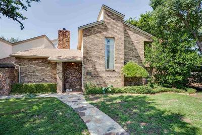 Wichita Falls Single Family Home For Sale: 4217 Seabury Drive