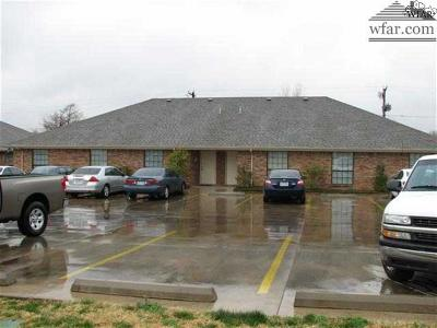Wichita County Rental For Rent: 4710 Brookdale Drive