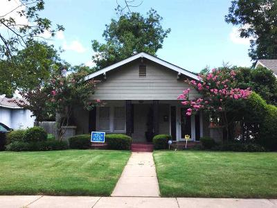Wichita County Rental For Rent: 1674 Ardath Avenue