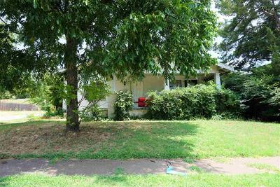Wichita County Rental For Rent: 1601 Garfield Street