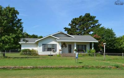 Clay County Single Family Home Active W/Option Contract: 109 N Walnut Drive