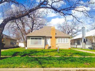 Wichita County Rental For Rent: 2004 McGregor Avenue
