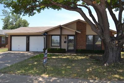 Wichita County Single Family Home For Sale: 4821 Cypress Avenue