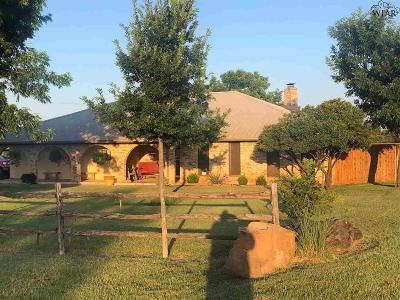 Young County Single Family Home For Sale: 906 High Street
