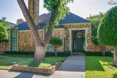 Archer County, Baylor County, Clay County, Jack County, Throckmorton County, Wichita County, Wise County Single Family Home For Sale: 30 Chateau Court