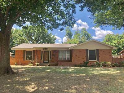 Wichita County Rental For Rent: 2722 Devon Road