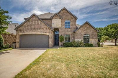 Wichita County Single Family Home For Sale: 5400 Texas Star Lane