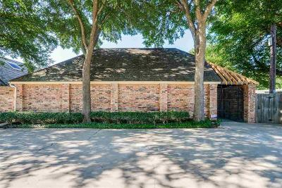 Wichita Falls Single Family Home For Sale: 1629 Midwestern Parkway
