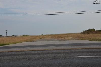 Wichita County Residential Lots & Land For Sale: Seymour Highway