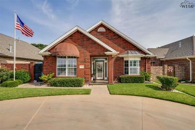 Wichita County Single Family Home For Sale: 7 Avery Row Court