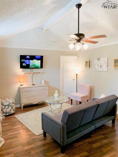 Wichita Falls Single Family Home For Sale: 3100 Hollywood Avenue