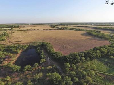 Wichita County Residential Lots & Land For Sale: 250 Ac Hwy 258