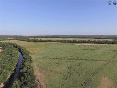 Wichita County Residential Lots & Land For Sale: 475 Ac Fm 368