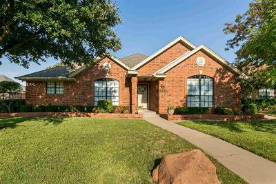 Wichita County Single Family Home For Sale: 4606 Willow Bend Drive