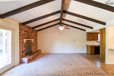 Wichita County Single Family Home For Sale: 4612 Summit Drive