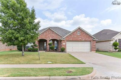 Single Family Home For Sale: 5317 Ridgecrest Drive