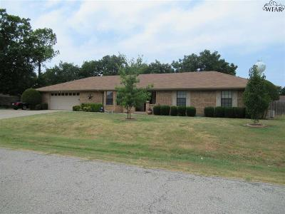 Wichita Falls Single Family Home For Sale: 400 Clipper Lane