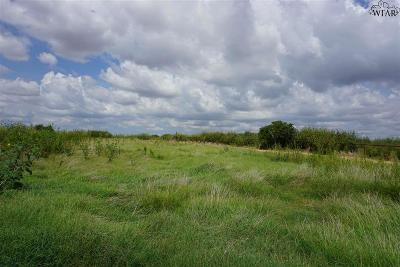 Wichita County Residential Lots & Land For Sale: 1665 Vaughn Road