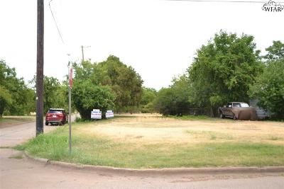 Wichita County Residential Lots & Land For Sale: 1601 Grace Street