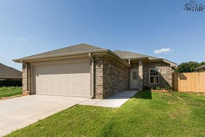 Archer County Single Family Home For Sale: 326 Mariners Way