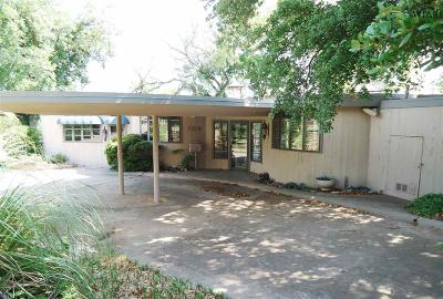 Wichita Falls TX Single Family Home For Sale: $110,000
