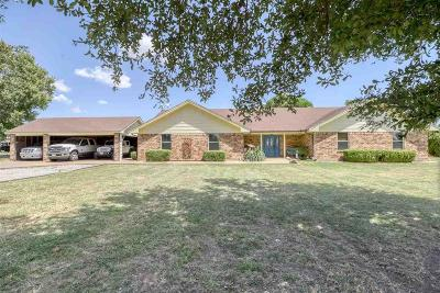Wichita Falls TX Single Family Home For Sale: $329,900