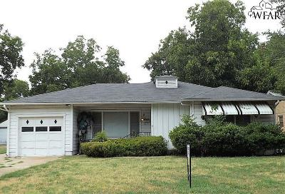 Wichita Falls TX Single Family Home For Sale: $93,000