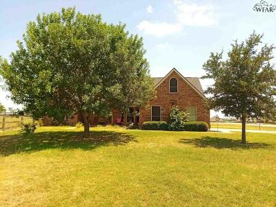 Wise County Single Family Home For Sale: 107 High View Court