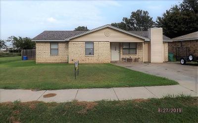 Henrietta Single Family Home For Sale: 916 N Henrietta Street
